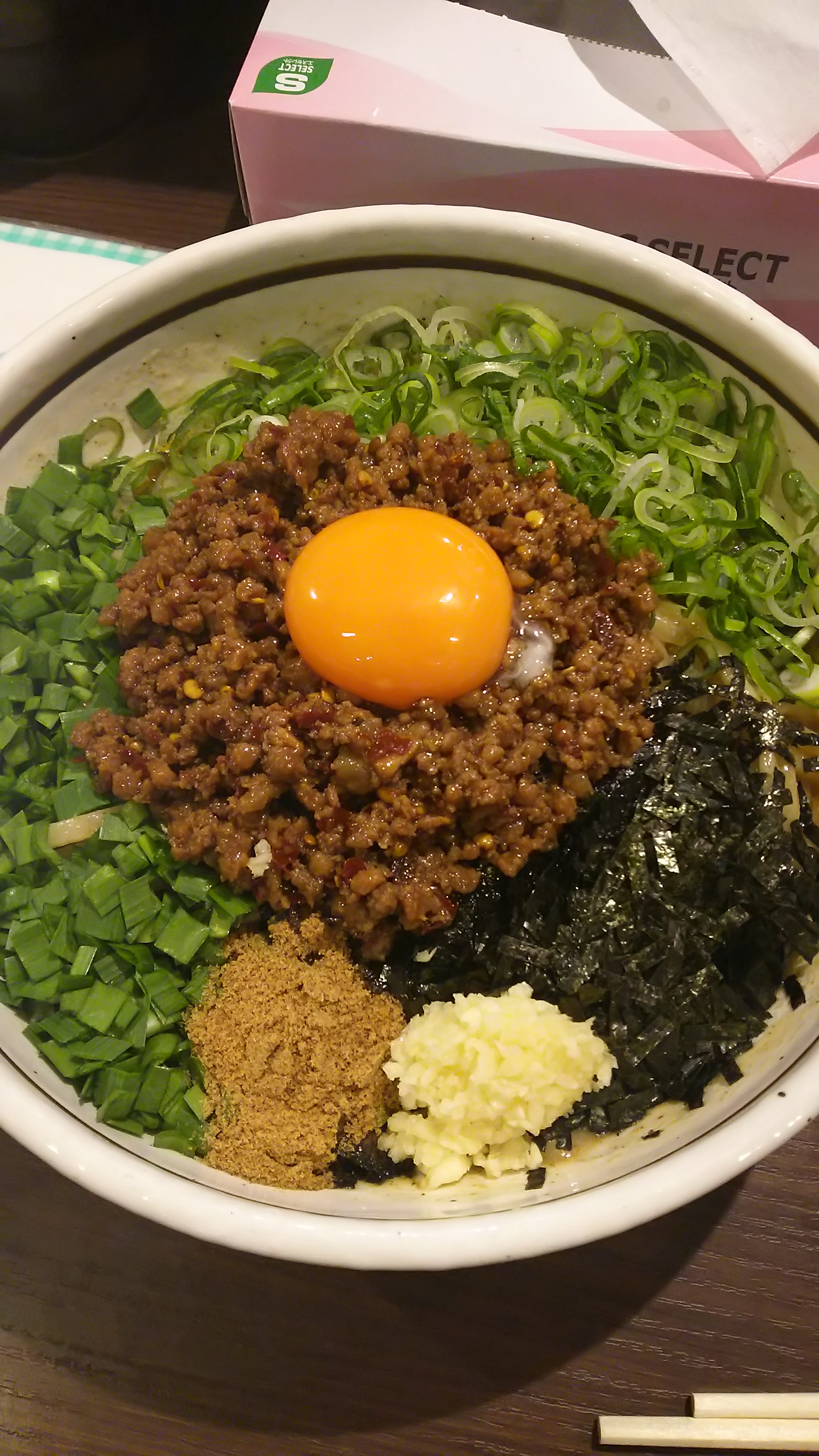 【レビュー】中川区高畑 麺屋はなび高畑本店に行ってきた