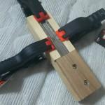 【激安射撃用品】フォアエンドレーサーを作ってみた【1000円でお釣りが?!】
