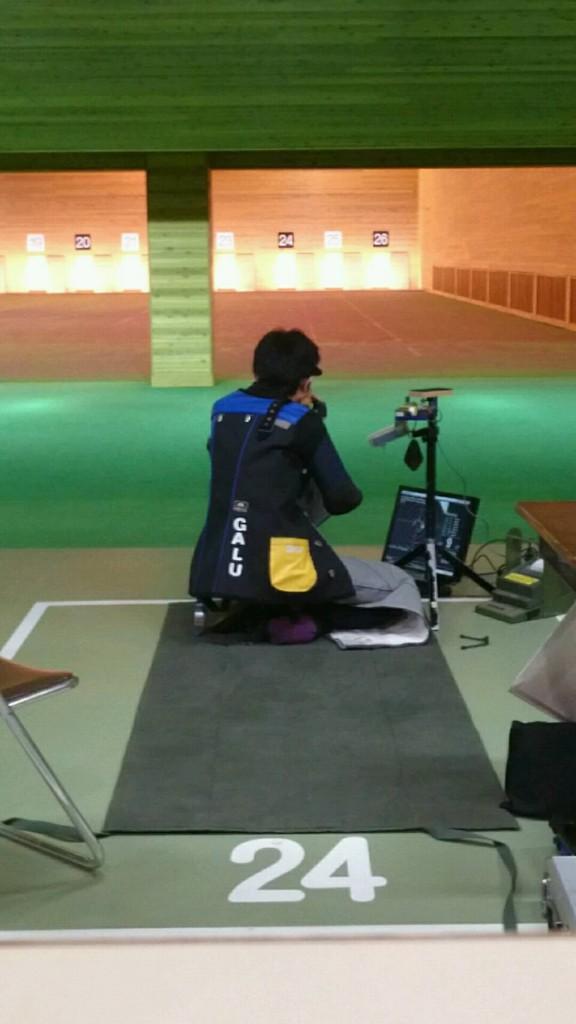 東日本ライフル射撃選手権大会