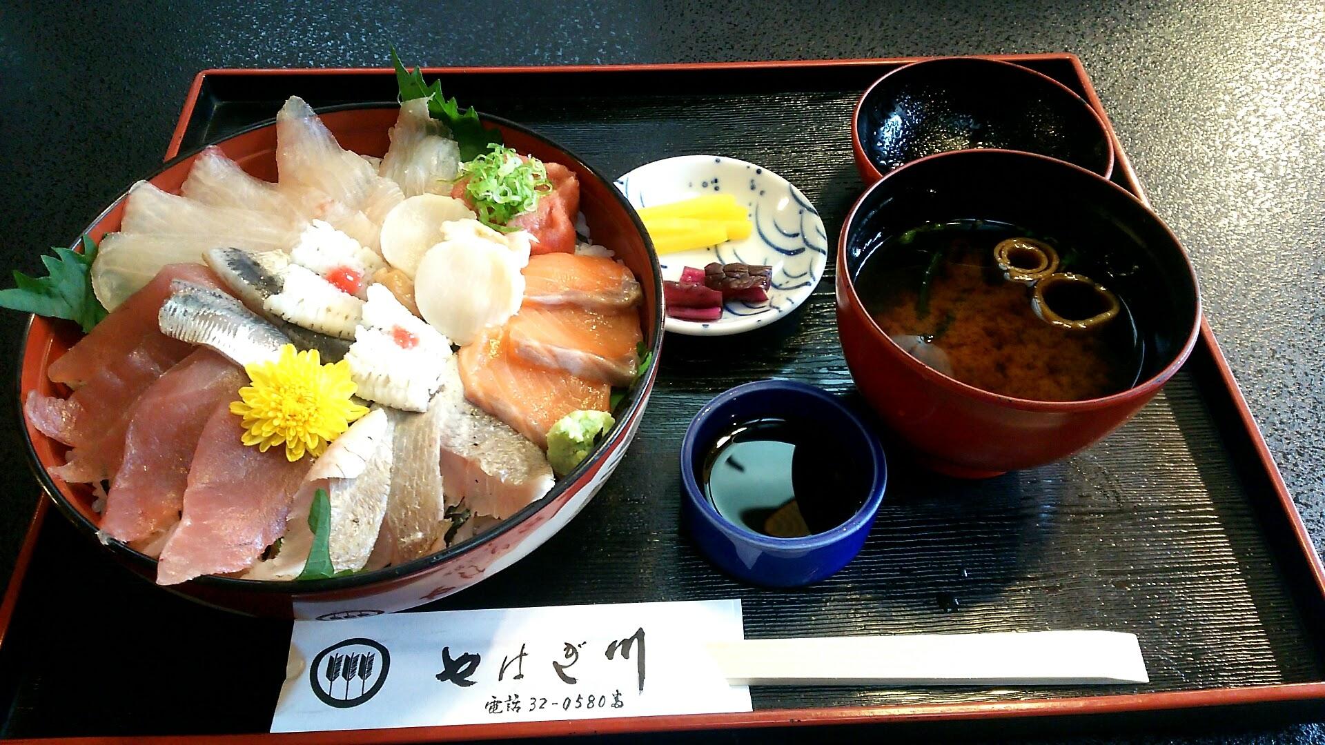 やはぎ川和風料理