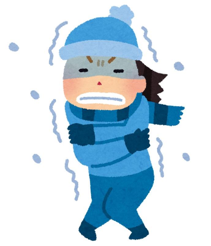 雪が降っても釣りに行く!釣りバカが教える、寒い冬の最強重ね着方法!