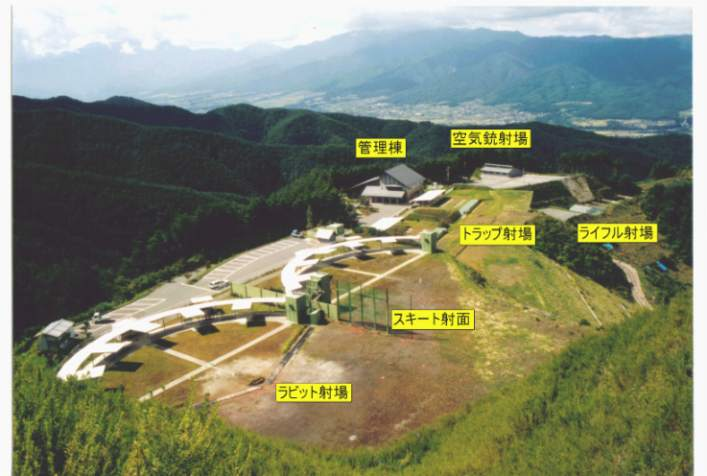 長野県上伊那郡 長野県営ライフル射撃場 利用料金と近くの駅やホテルなどをまとめてみたよ