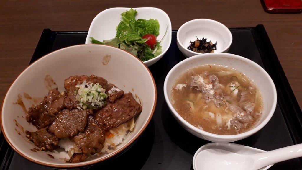 愛知県知立市 焼肉や大善 ランチレビュー